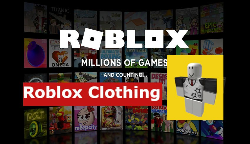 Clothes In Roblox