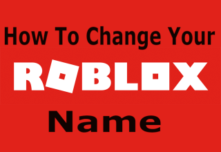 How To Change Your Username In Roblox