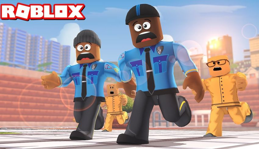Roblox Police Officer
