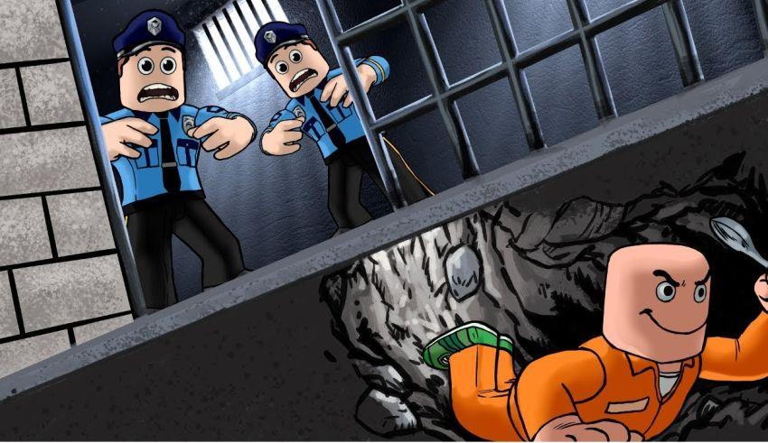 Roblox Prison