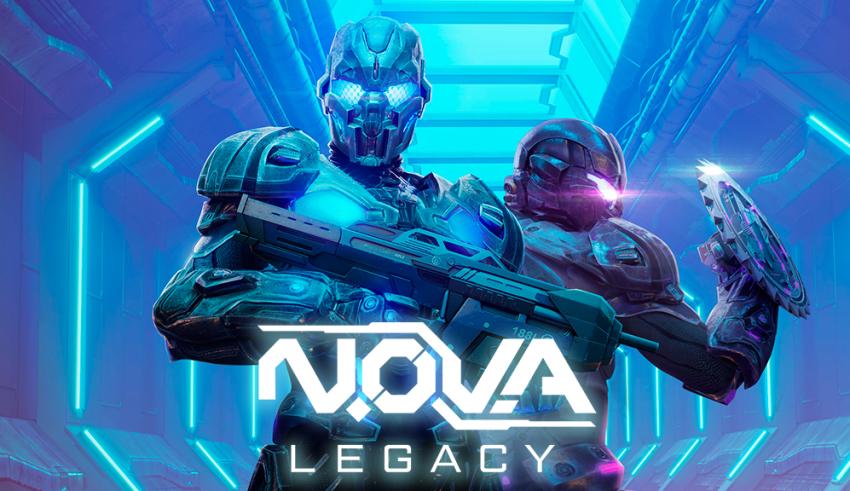N.O.V.A LEGACY APK