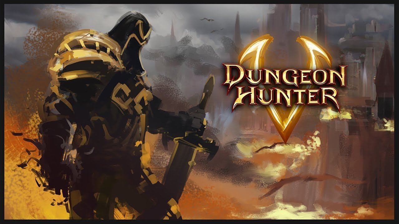 Dungeon Hnter 5 APK For Android
