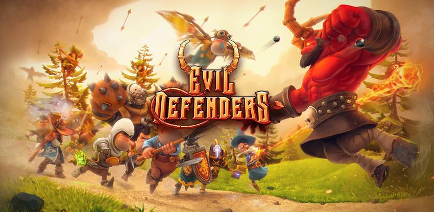 Download Evil Defenders MOD APK